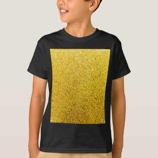 Golden Glittery Sunshine T-Shirt