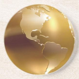 Golden Globe Cosater Coaster