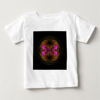 Golden globe flowers baby T-Shirt