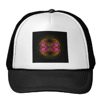 Golden globe flowers cap