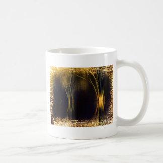 Golden Glow Waterscape Mug