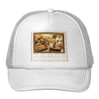 Golden Grace Desserts Mesh Hat