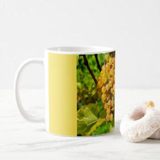 Golden Grapes Coffee Mug