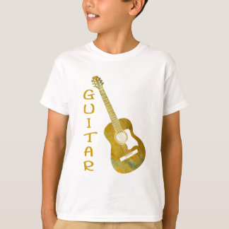 Golden Guitar T-Shirt