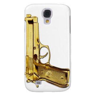 Golden Gun Galaxy S4 Covers