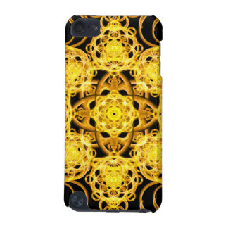 Golden Harmony Mandala iPod Touch 5G Case