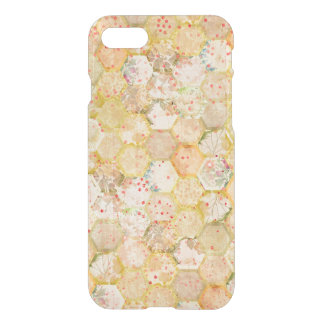 Golden Honeycomb Beehive Floral Candy iPhone 8/7 Case