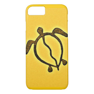 Golden Honu Hawaii iPhone 8/7 Case
