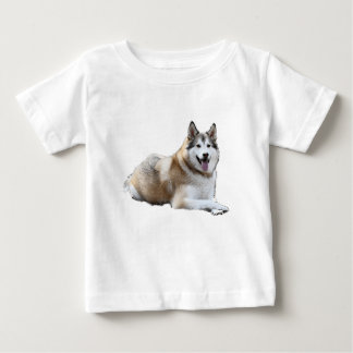 Golden Husky Baby T-Shirt