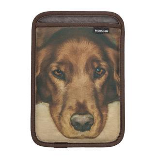 Golden Irish Dog iPad Mini Sleeve