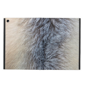 Golden Island Fox Skin iPad Air Case