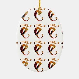 Golden JEWEL Decoration Pattern XMAS Diwali GIFTS Christmas Tree Ornaments