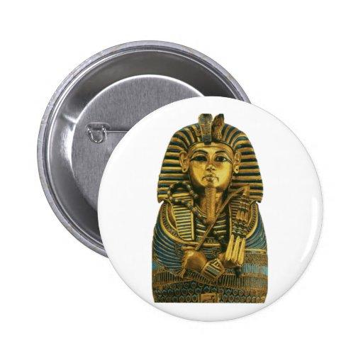 Golden King Tut Button