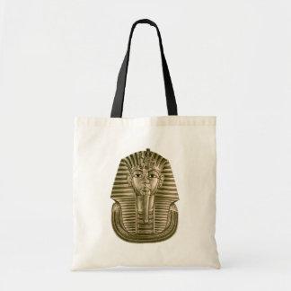 Golden King Tut Budget Tote Bag