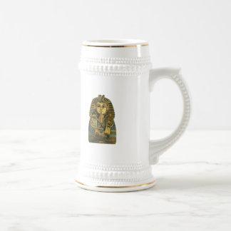 Golden King Tut Coffee Mugs