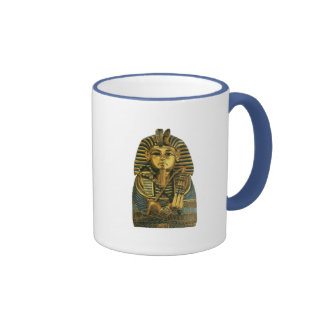 Golden King Tut Coffee Mug
