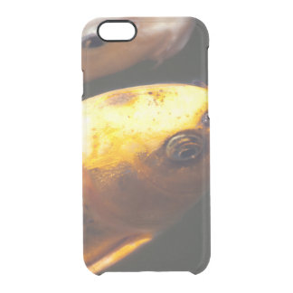 Golden Koi Fish Clear iPhone 6/6S Case