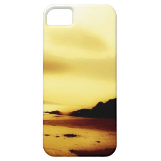 Golden landscapes iPhone 5 cases
