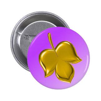 GOLDEN LEAF PIN