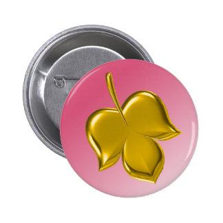 GOLDEN LEAF PINS