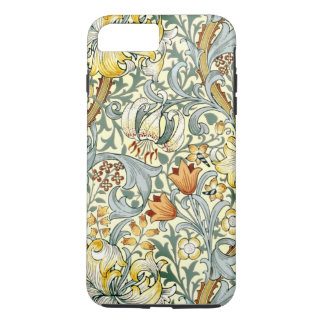 Golden Lilies iPhone 7 Plus Tough Case