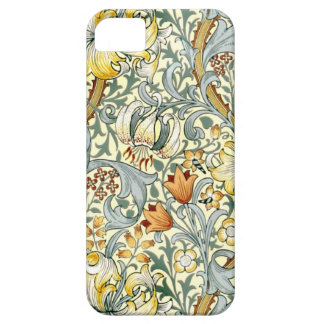 Golden Lilies iPhone SE/5/5S Barely There Case