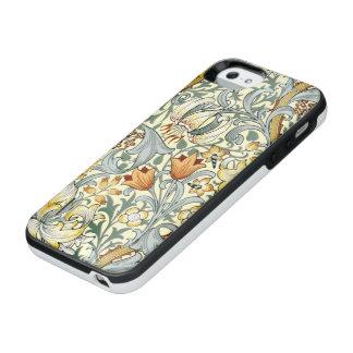 Golden Lilies Power Gallery iPhone SE/5/5S Case