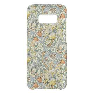 Golden Lilies Samsung Galaxy S8 Clearly Deflector Uncommon Samsung Galaxy S8 Case
