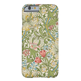 Golden Lily by William Morris Barely There iPhone 6 Case