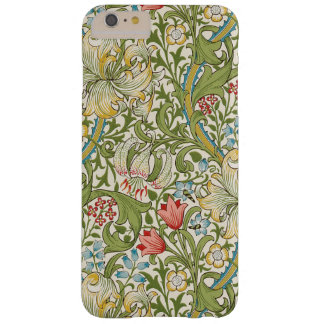 Golden Lily by William Morris Barely There iPhone 6 Plus Case