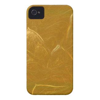 GOLDEN LOTUS Artistic Gold Foil Art iPhone 4 Cover