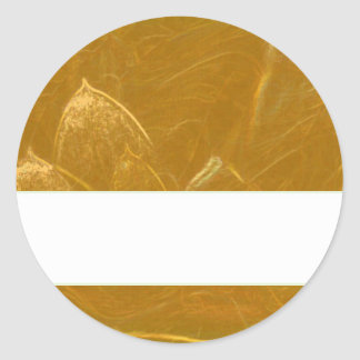 GOLDEN LOTUS BLANK TEMPLATE ARTISTIC LABEL DECO GI