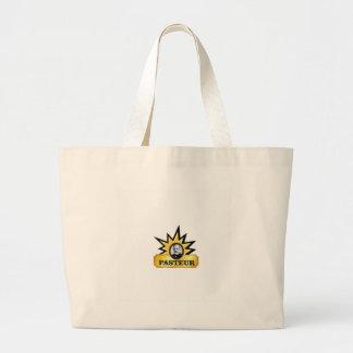 golden LP explosion Large Tote Bag
