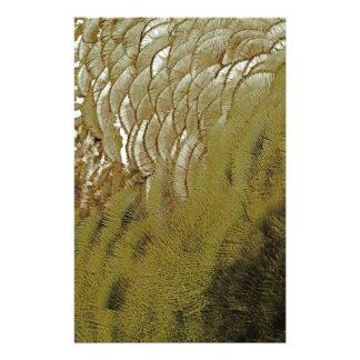 Golden Luster Stationery Paper