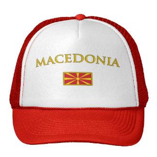 Golden Macedonia Cap