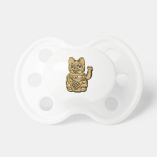 Golden Maneki Neko Dummy
