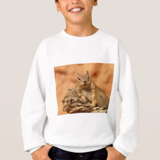 Golden Mantled Ground Squirrel Sweatshirt