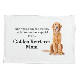 Golden Mom Pillowcase