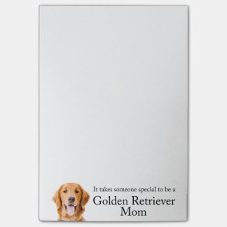 Golden Mom Post-It Notes