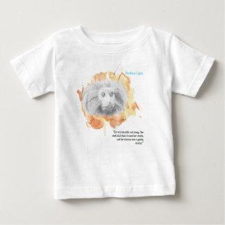 Golden Monkey Daemon - His Dark Materials Baby T-Shirt