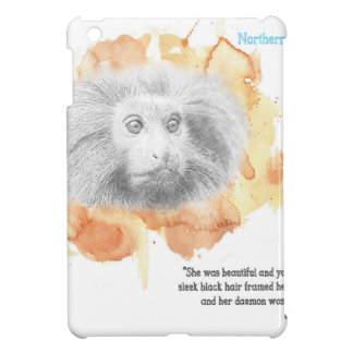Golden Monkey Daemon - His Dark Materials iPad Mini Case