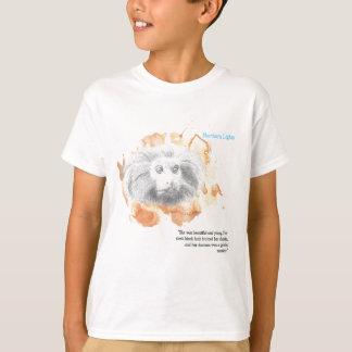 Golden Monkey Daemon - His Dark Materials T-Shirt