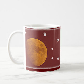 Golden Moon Large Mug