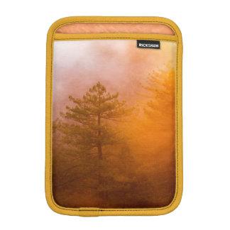 Golden Morning Glory Forest iPad Mini Sleeve