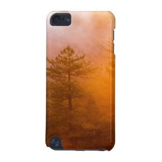 Golden Morning Glory Forest iPod Touch 5G Cases