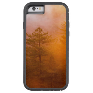 Golden Morning Glory Forest Tough Xtreme iPhone 6 Case