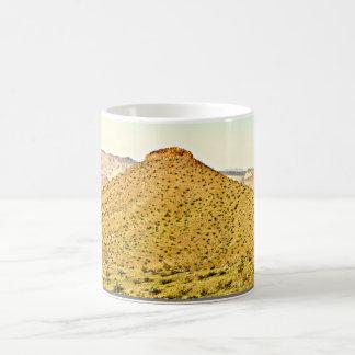 Golden Mountain Coffee Cup/Mug Coffee Mug