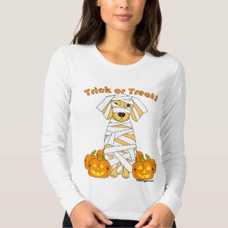 Golden Mummy T Shirt