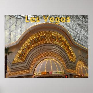 Golden Nugget Las Vegas Print