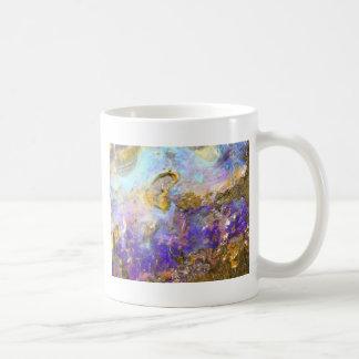 Golden Opal Coffee Mug